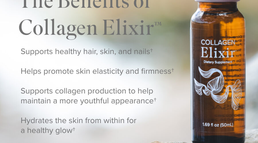 Collagen!  Its all the rage!  Check out my eyes in the photo below!