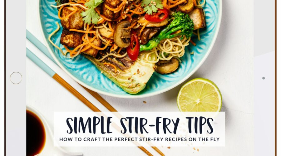 stir fry!